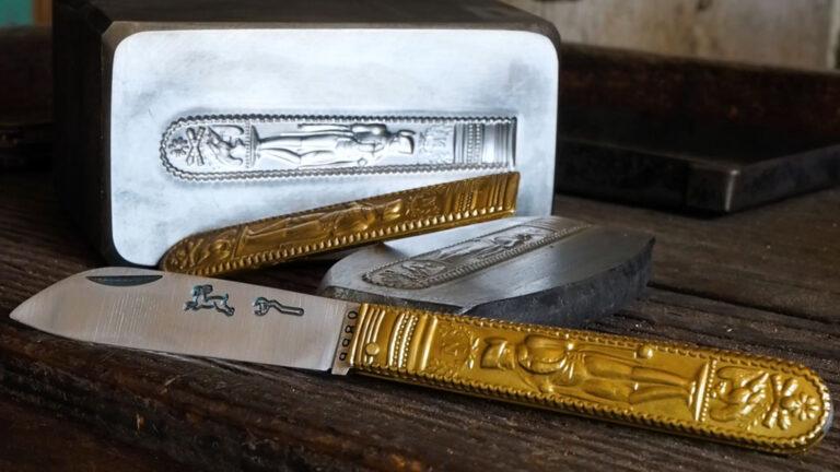 Le Napoléon : série limitée exceptionnelle créée par les coutelleries COGNET et COUPERIER-COURSOLLE